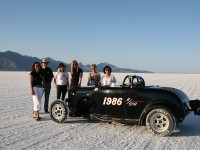 University of Virginia Team at Bonneville __ photo:  Michael Alan Ross