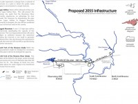 Water Supply Infrastructure Proposed
