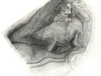 Batesville Landform Drawing - Serena Nelson