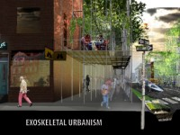 Exoskeletal Urbanism at Charles North Neighborhood | Baltimore
