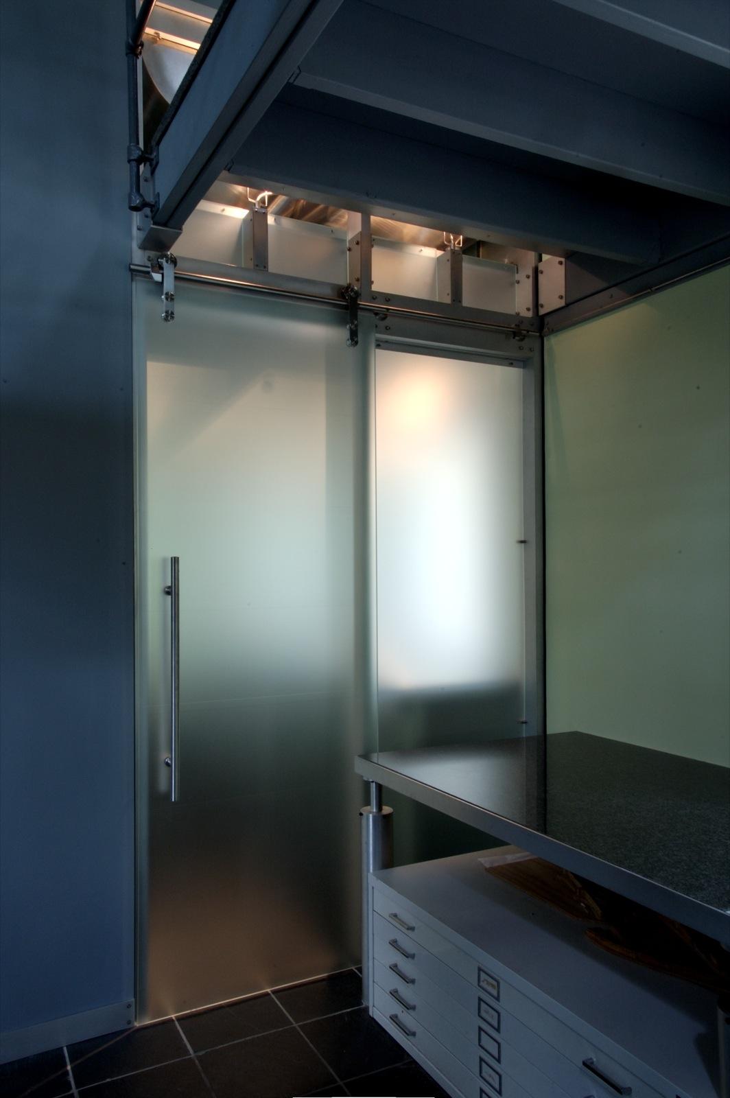 Translucent Sliding Door To Bathroom Part 93