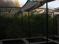 Retracted Canopy