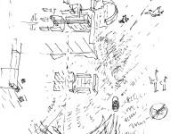 Sketch of Batesville Property Ecology