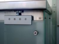 Sliding Panel Cabinet